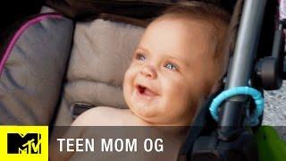 'Nova is the Cutest Crier of All Time' Official Sneak Peek | Teen Mom OG (Season 5) | MTV