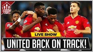 Mourinho Pogba Truce! Man Utd Latest News