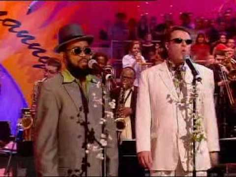Prince Buster, Suggs & Georgie Fame - Madness-Enjoy Yourself