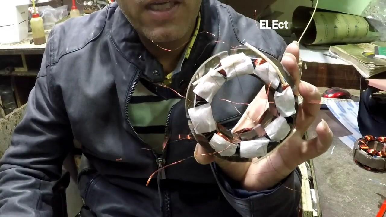 Table Fan Motor Winding Connection  impremedia