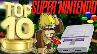 Top 10 Melhores Jogos de Super Nintendo