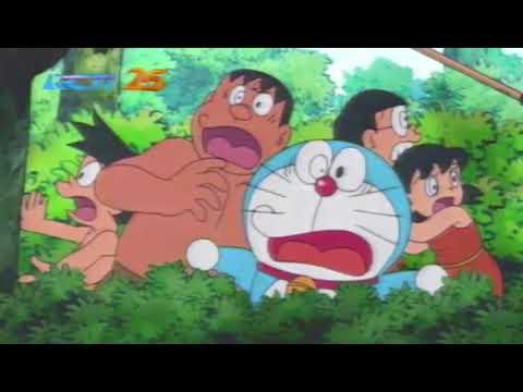 Doraemon Bahasa Indonesia - Nobita Jaman Batu TERBARU RCTI