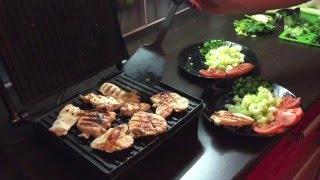 видео Кулинарный блог Надежды Петровой