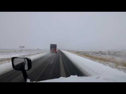 Bigrigtravels Live! - Tooele, Utah to Wendover, Nevada - Interstate 80 Westbound - February 27, 2017