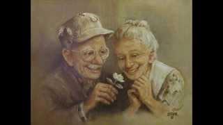 Yaşlı adam genç kadın aşkı