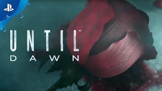 Until Dawn | Roses Are (Blood) Red Trailer | PS4