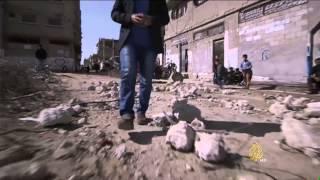 فيديو.. فلسطينيون يشتكون من بطء إعمار غزة بعد عام من الحرب