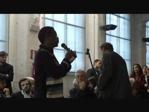 Officine Creative Ansaldo - Incontro Aperto Con La Città - Michel Koffi