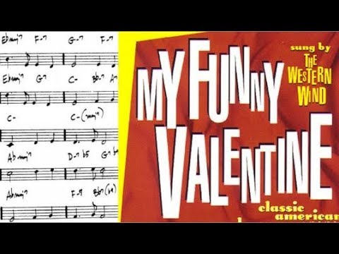 Jazz Piano - all levels - My Funny Valentine - chords - negative harmony JPC 191