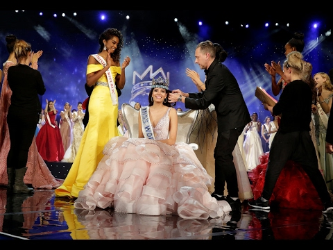 Miss World 2016 - Crowning Moment and Final Results
