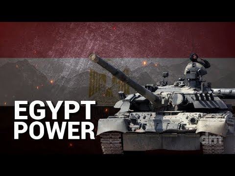How Powerful is Egypt? - Egypt Military Power 2018