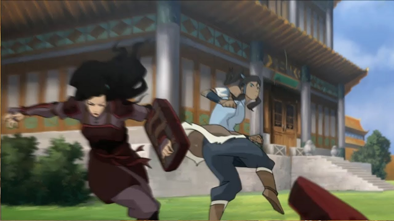 Avatar the last airbender hot compilation - 3 5