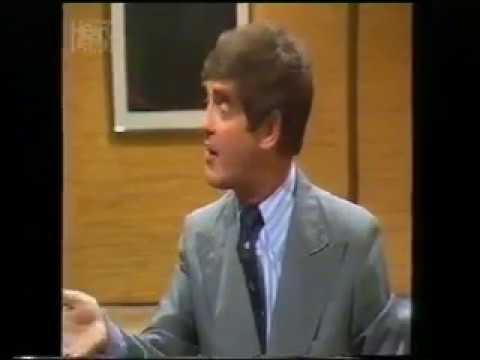 Derek Nimmo - 1979 NZ interview (rare!!)