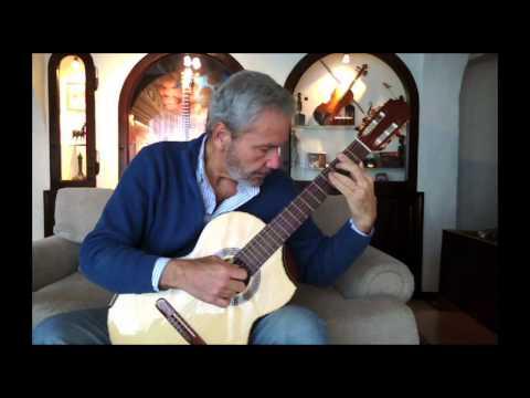 Chi Mai for guitar, Ennio Morricone, Guitar Transcription