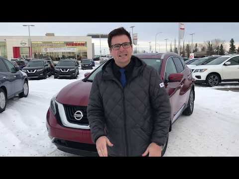2018 Nissan Murano review (Canada)