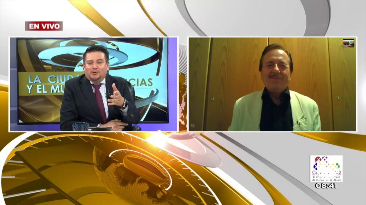 Galardon Diamante - Entrevista desde Mexico a Josep Perez Abuye (El Charro Catalan)
