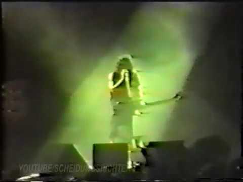 Slayer Live In Oakland Ca Henry J Kaiser Auditorium 1991 01 12