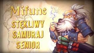 Mifune - stękliwy samuraj senior
