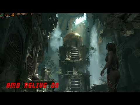 RX480 Benchmark: Rise Of The Tomb Raider   1080p Highest Preset No AA