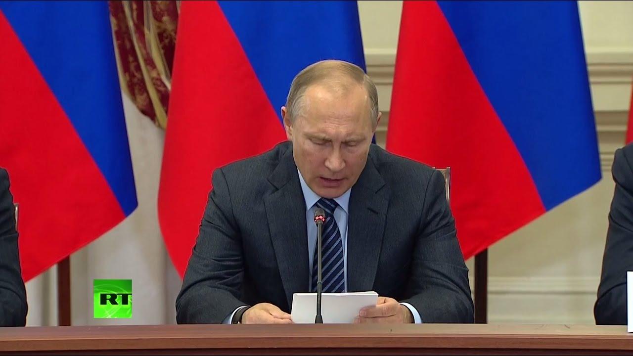 Путин проводит заседание Совета по межнациональным отношениям .