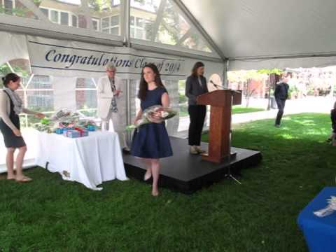Class of 2014 Convocation Lunch and Awards Ceremony
