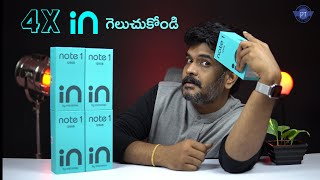 Micromax in Note 1 Unboxing & initial impressions ll in Telugu ll