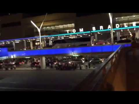 LAX - Tom Bradley International Terminal!