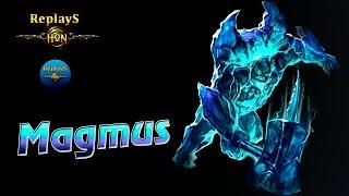 Cosmojenklns - HoN Immortal Magmus 1835 MMR