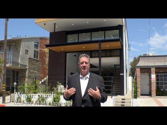 Beautiful Newport Beach Home Sold by Wayne Smith of Corona Del Mar Properties