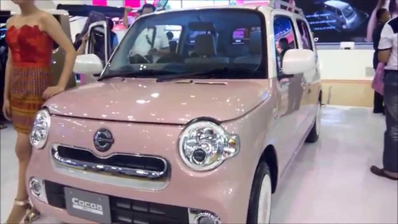 Retro Nan Mungil Daihatsu Mira Tocot Bikin Gemes Otosia Com