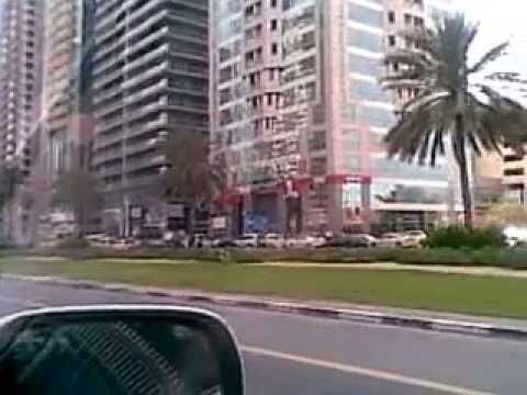 Dubai Earthquake Effect - 2013-04-16