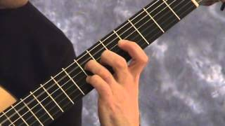 From Both Sides Now arranged for classical guitar