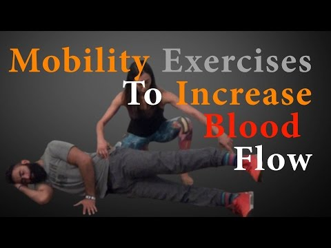 How to Increase Blood Flow and Fix Muscular Imbalances  #DocMobility Episode 5