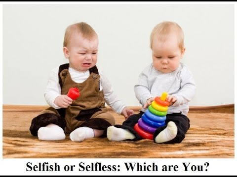 MUSSAR Pirkei Avot (34) A World Full Of Selfish People