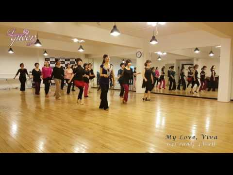 My Love, Viva Line Dance