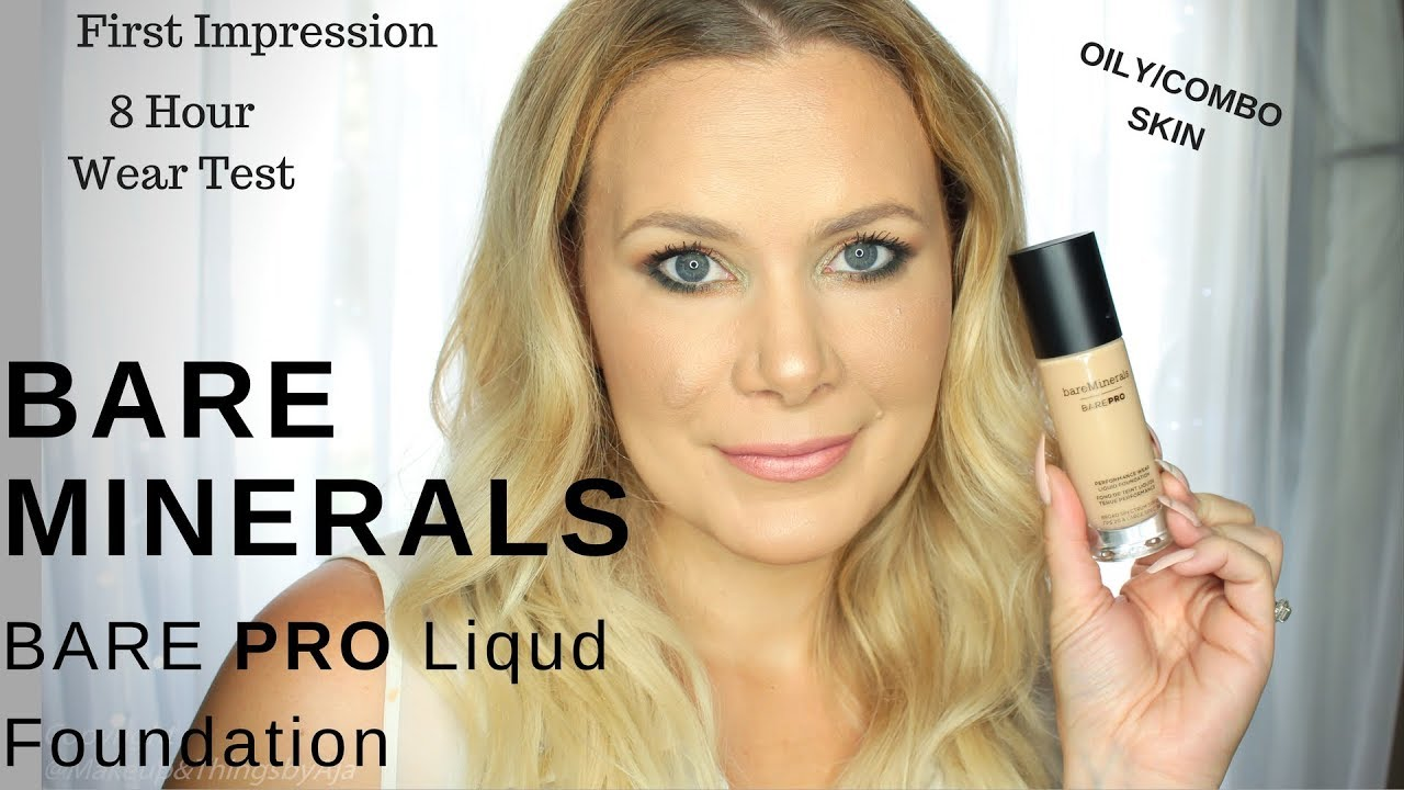 Best bare minerals makeup for oily skin