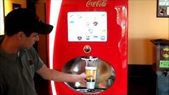 Coke Freestyle Now at Moe's Southwest Grill