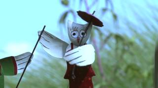 Courting Owls Whirligig - Wind & Weather