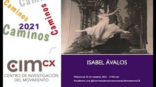Caminos: Isabel Ávalos