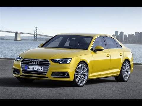 Audi A4 Saloon 2015 Car Review