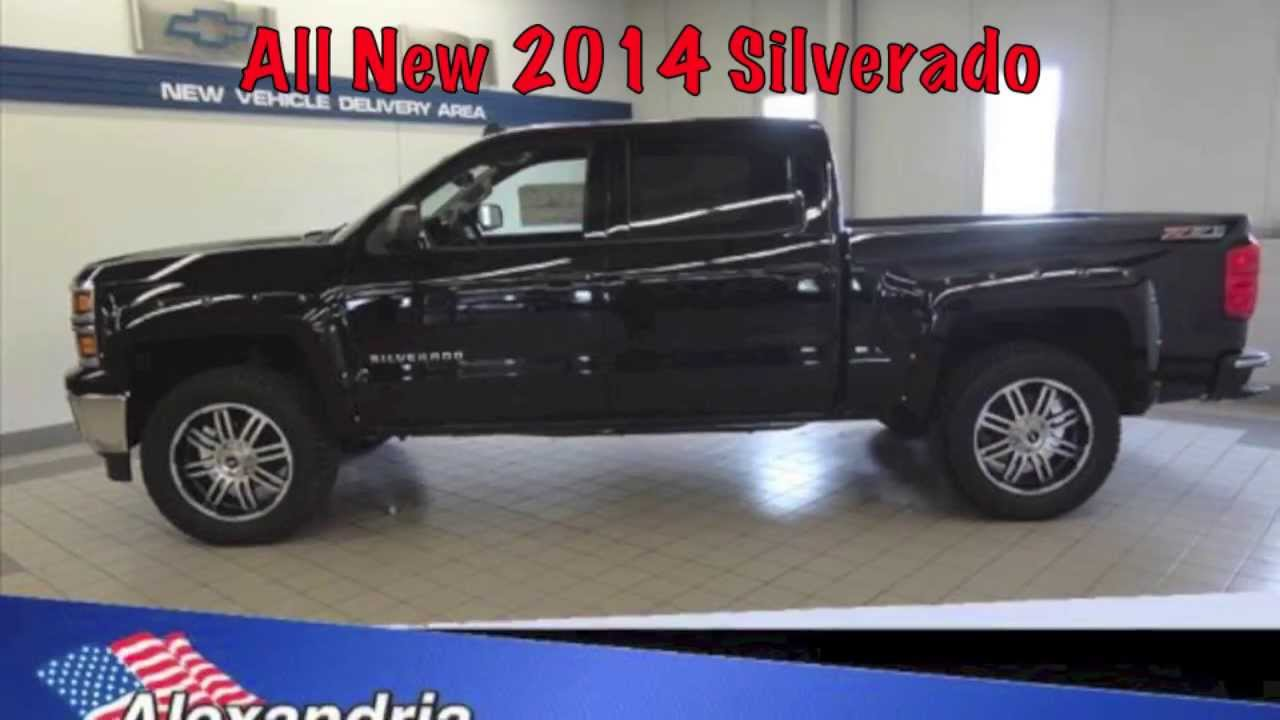 All New 2014 Chevy Silverado Z71 Custom Truck for Sale