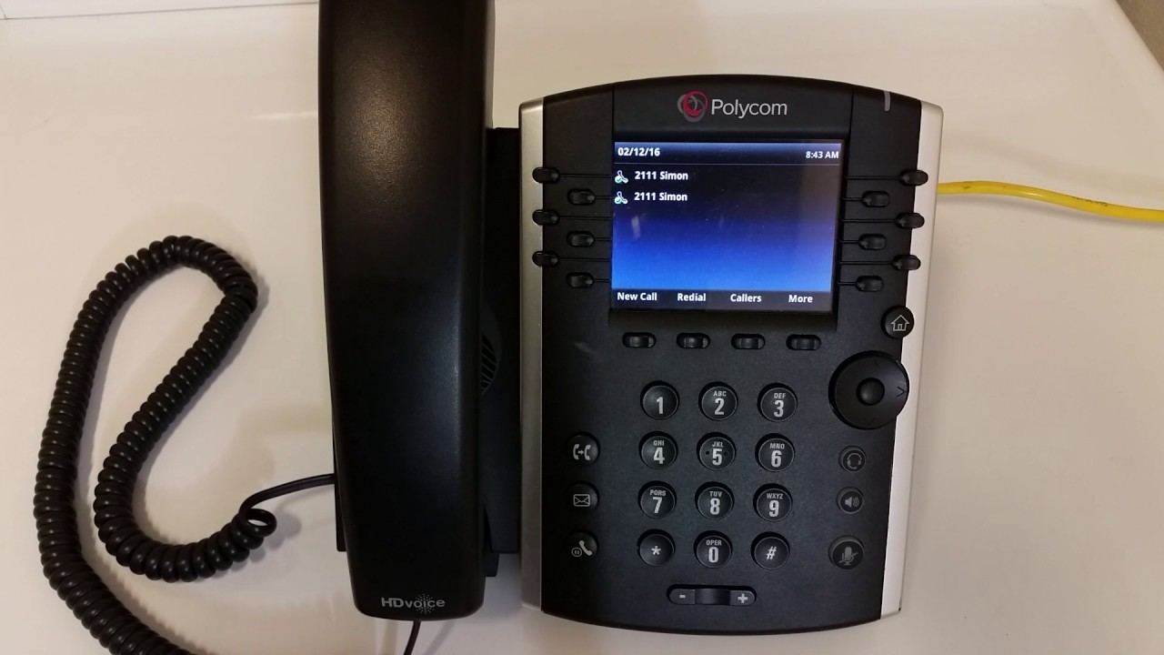 how to set voicemail greeting 8x8