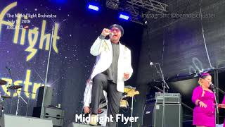 The Night Flight Orchestra - Midnight Flyer @AREA 53, Leoben, Austria - July 12, 2019 - 4K LIVE