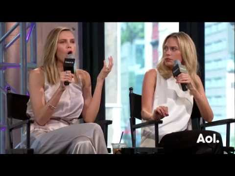Erin and Sara Foster On