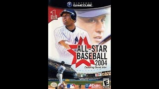 All-Star Baseball 2004 Featuring Derek Jeter (Nintendo GameCube)