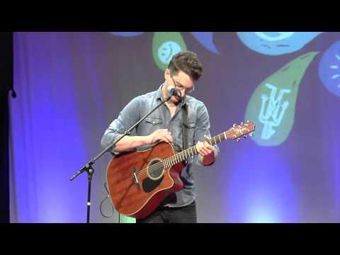 Neo-acoustic folk/funk: Jacob Johnson at TEDxGreenville 2014