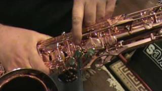 The Saxgourmet Category Five Tenor Saxophone