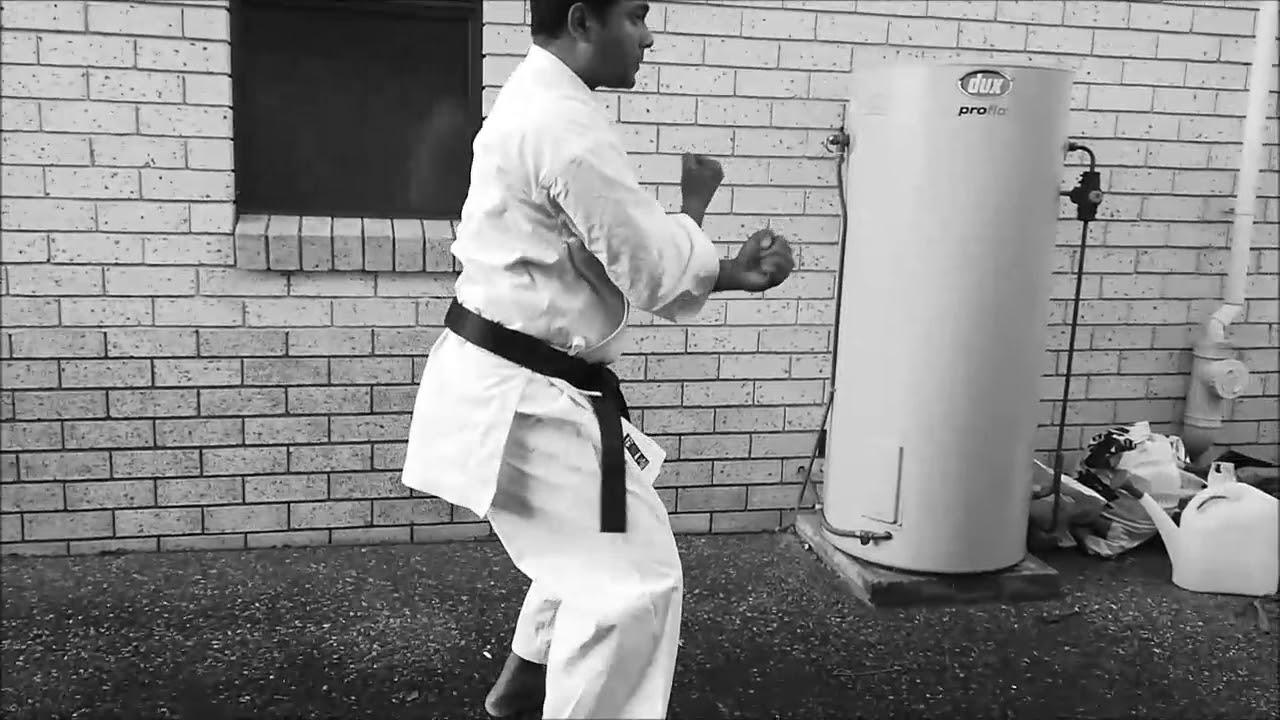 Jitte - Shorin Ryu Kyudokan Kata