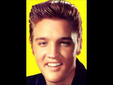 Elvis Presley-I'm All Shook Up/Lyrics
