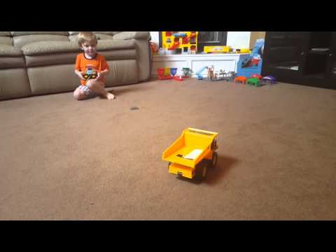 Top Race RC Dump Truck